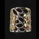 Barcelona Cuff - Gold Plated Bronze